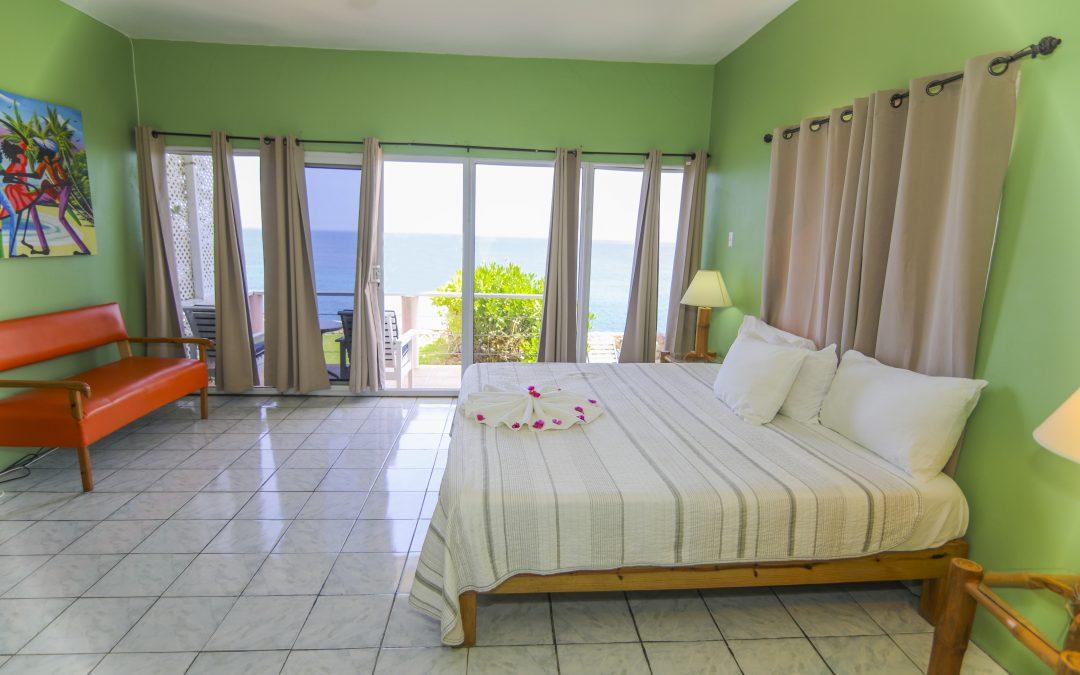 Cliffedge Suites: Room #15